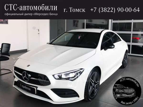 Mercedes-Benz CLA-Class, 2019 год, 2 500 000 руб.