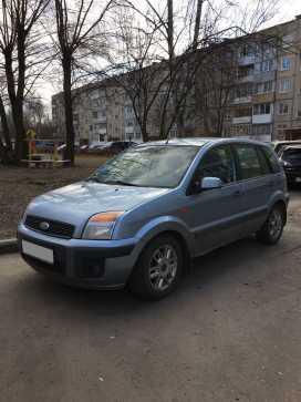 Ярославль Ford Fusion 2008