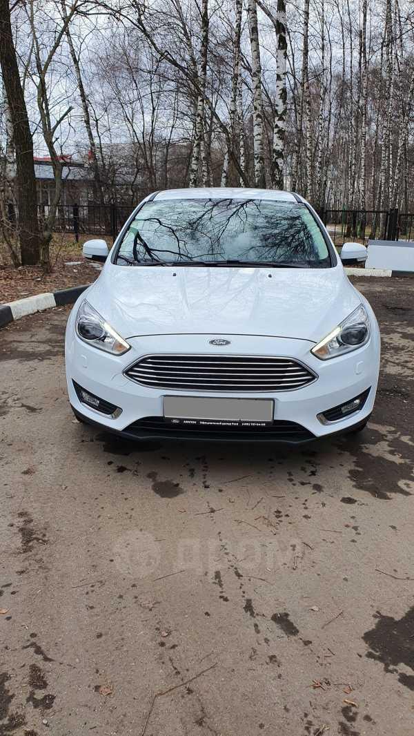 Ford Focus, 2018 год, 1 110 000 руб.