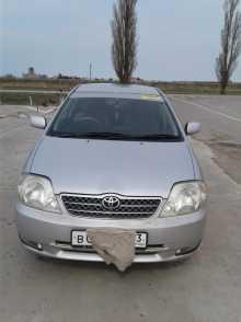 Ейск Corolla 2001