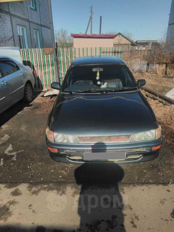 Toyota Corolla, 1994 год, 110 000 руб.