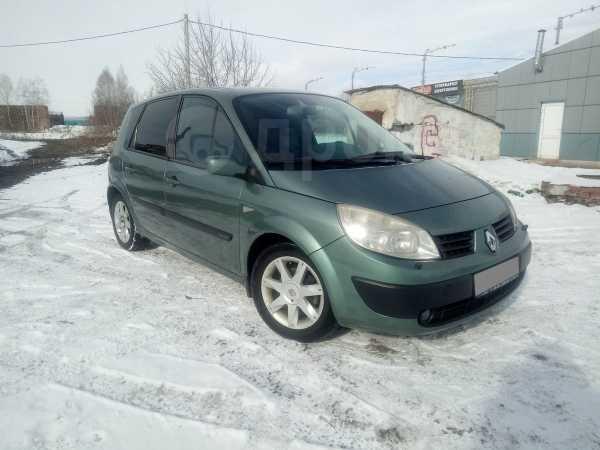 Renault Scenic, 2004 год, 270 000 руб.