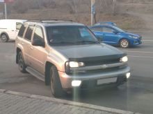 Красноярск TrailBlazer 2001