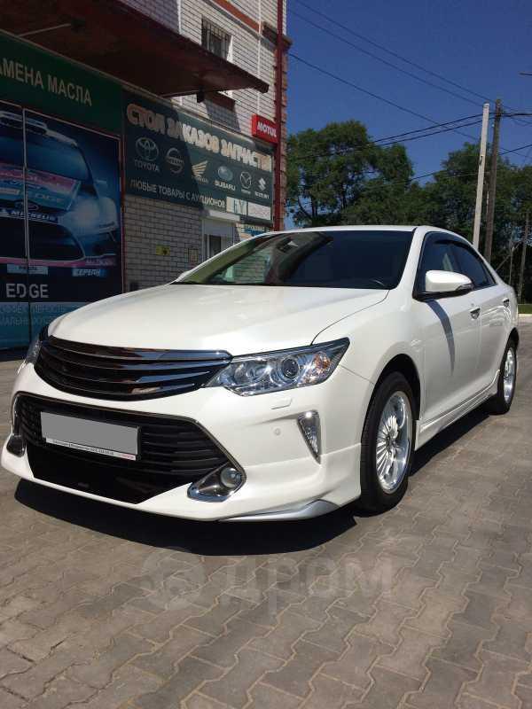 Toyota Camry, 2015 год, 1 430 000 руб.