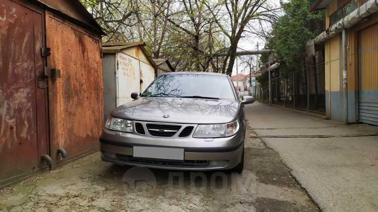 Saab 9-5, 2003 год, 215 000 руб.