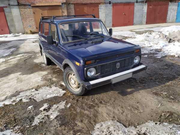 Лада 4x4 2131 Нива, 1997 год, 139 000 руб.