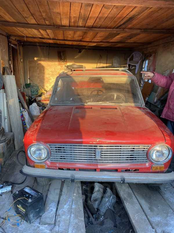 Лада 2101, 1988 год, 25 000 руб.