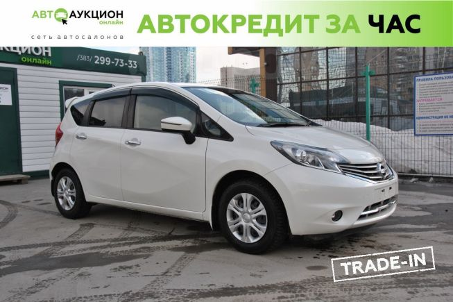 Nissan Note, 2016 год, 670 000 руб.