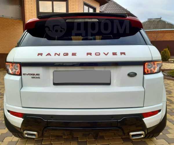 Land Rover Range Rover Evoque, 2016 год, 1 750 000 руб.