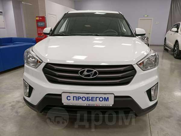 Hyundai Creta, 2017 год, 789 000 руб.