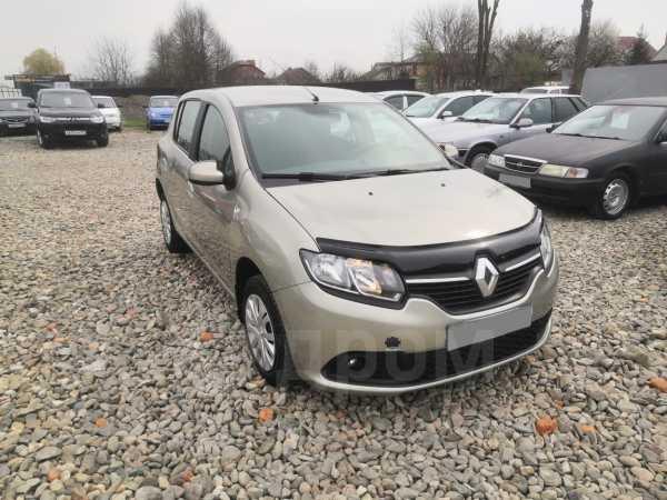 Renault Sandero, 2015 год, 395 000 руб.