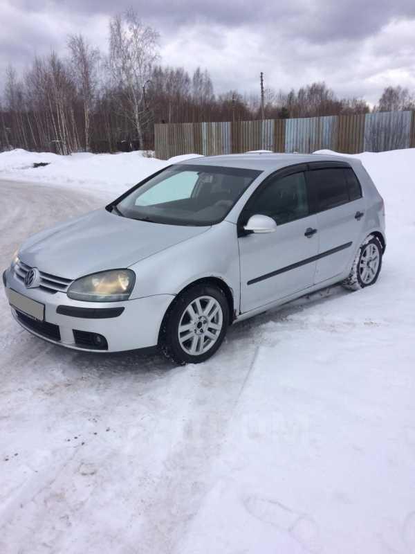 Volkswagen Golf, 2004 год, 280 000 руб.