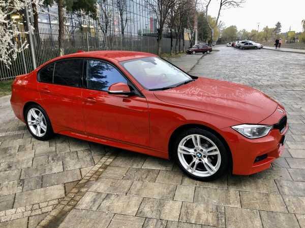 BMW 3-Series, 2013 год, 1 135 000 руб.