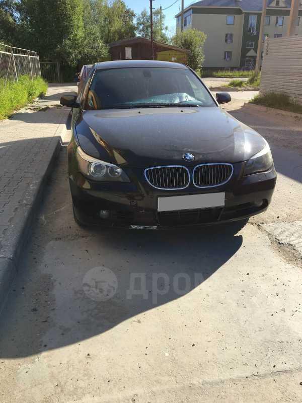 BMW 5-Series, 2007 год, 540 000 руб.