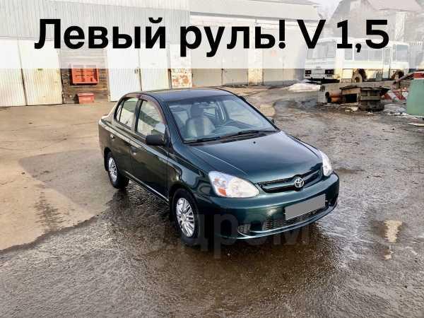 Toyota Echo, 2003 год, 198 000 руб.