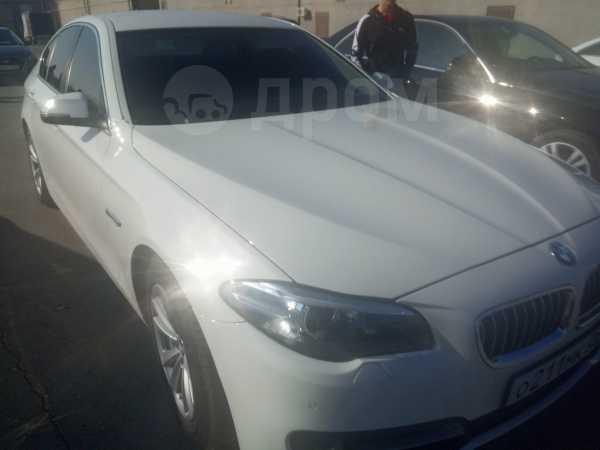 BMW 5-Series, 2016 год, 1 400 000 руб.