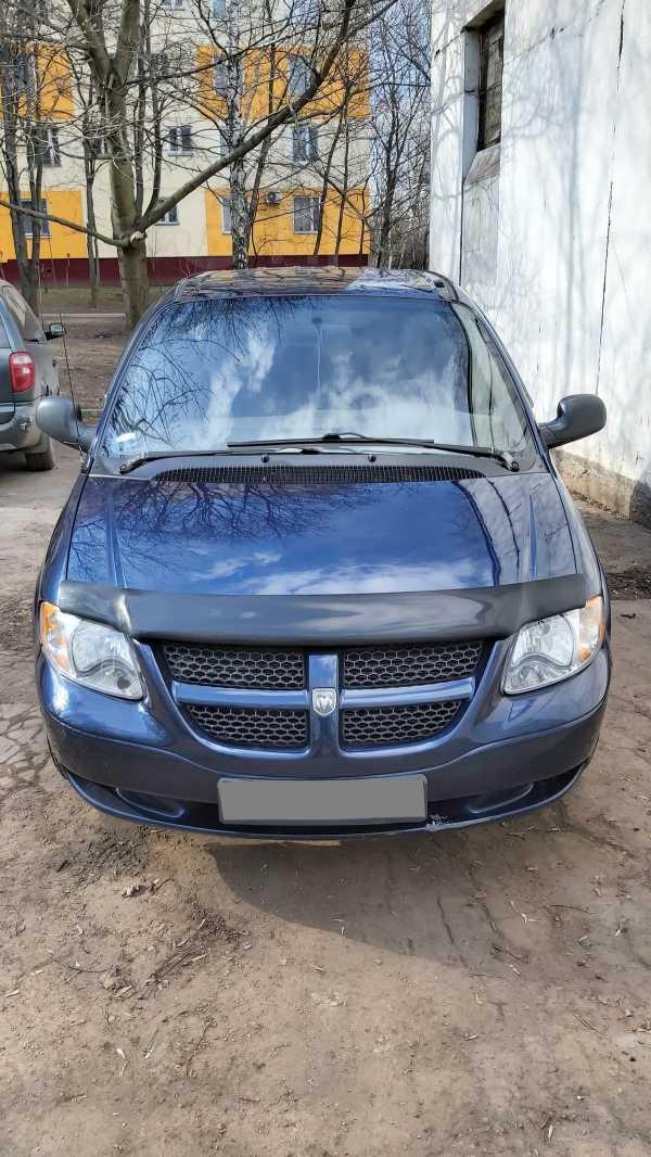 Dodge Caravan, 2002 год, 270 000 руб.