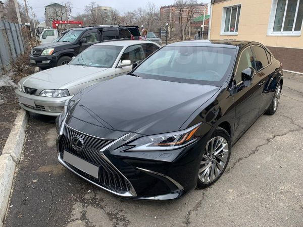 Lexus ES250, 2018 год, 2 880 000 руб.