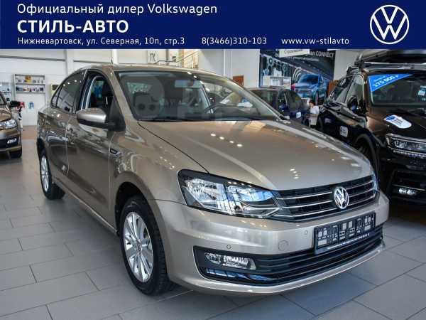 Volkswagen Polo, 2020 год, 979 800 руб.