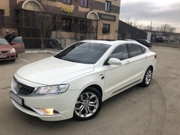 Geely Emgrand GT, 2016 год, 890 000 руб.