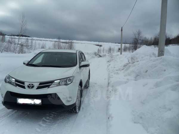 Toyota RAV4, 2013 год, 1 100 000 руб.