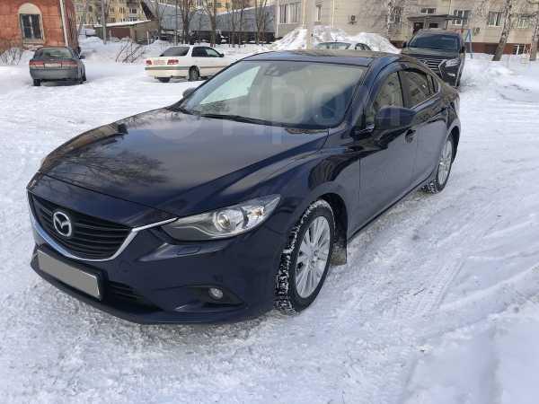 Mazda Mazda6, 2012 год, 900 000 руб.
