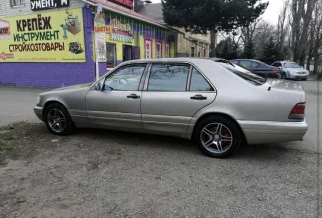 Mercedes-Benz S-Class, 1997 год, 455 000 руб.