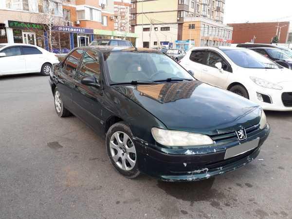 Peugeot 406, 1997 год, 100 000 руб.