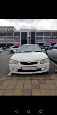 Mazda Familia, 1998 год, 145 000 руб.