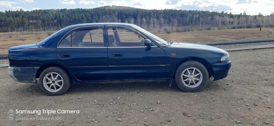 Mitsubishi Galant, 1993 год, 165 000 руб.