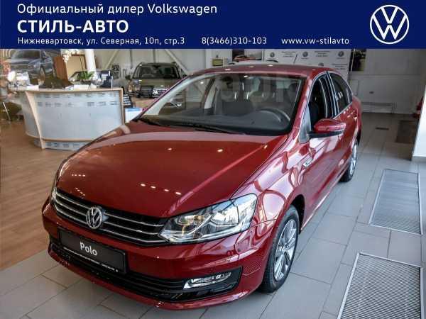 Volkswagen Polo, 2020 год, 988 800 руб.