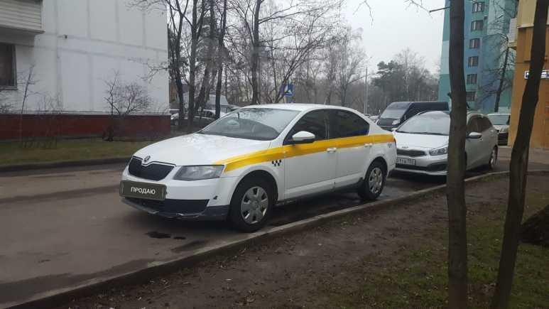 Skoda Octavia, 2015 год, 420 000 руб.