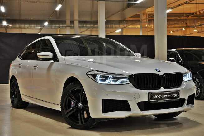 BMW 6-Series Gran Turismo, 2017 год, 3 595 000 руб.