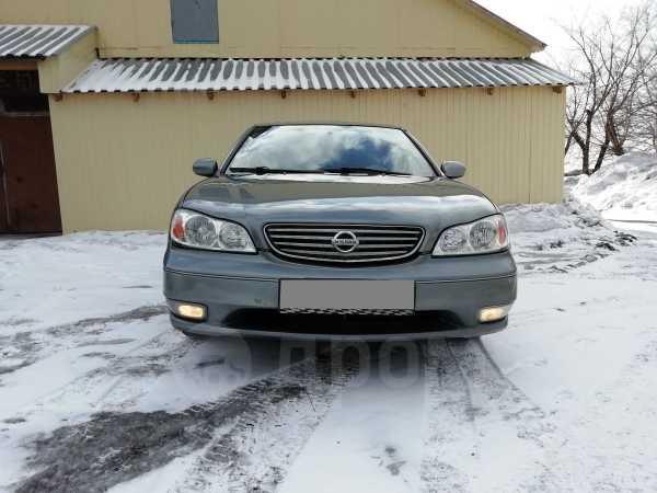 Nissan Maxima, 2004 год, 249 000 руб.