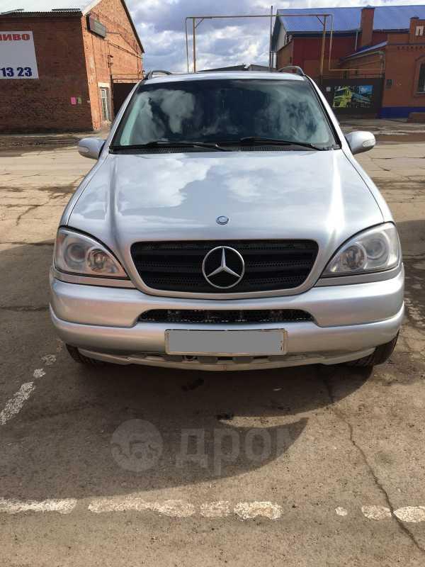 Mercedes-Benz M-Class, 1998 год, 355 000 руб.