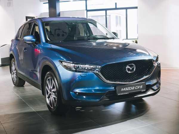 Mazda CX-5, 2020 год, 2 264 000 руб.