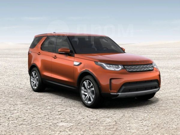 Land Rover Discovery, 2020 год, 6 662 600 руб.