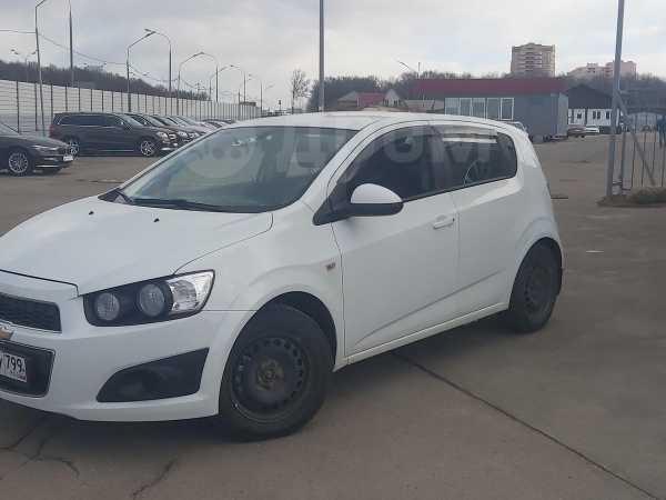 Chevrolet Aveo, 2015 год, 389 000 руб.