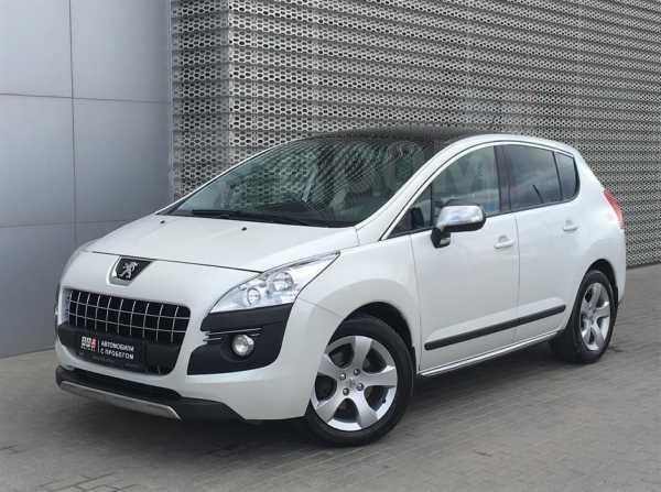 Peugeot 3008, 2010 год, 407 000 руб.