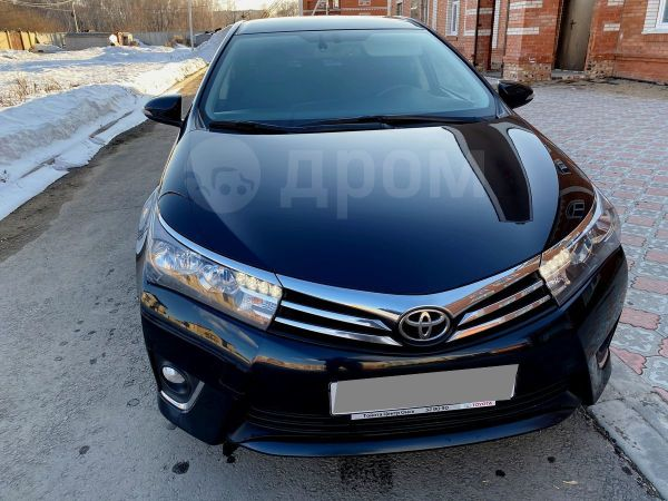 Toyota Corolla, 2014 год, 835 000 руб.