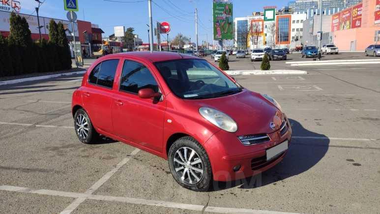 Nissan Micra, 2007 год, 310 000 руб.