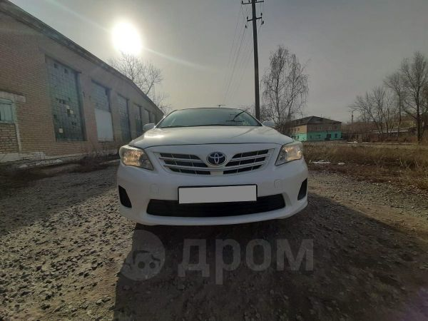 Toyota Corolla, 2011 год, 637 000 руб.