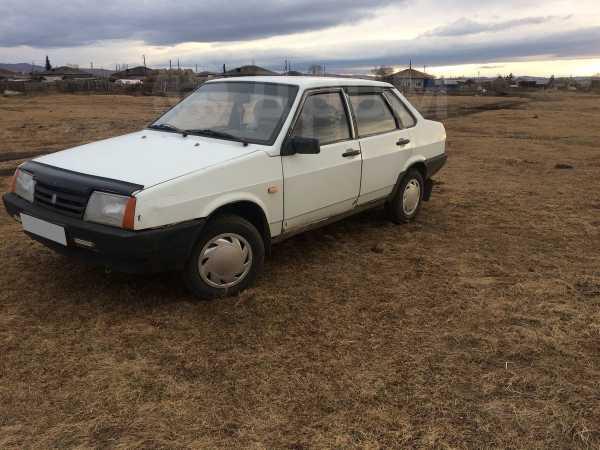 Лада 21099, 1996 год, 48 000 руб.