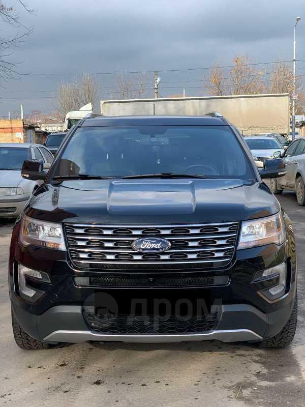 Ford Explorer, 2018 год, 2 520 000 руб.