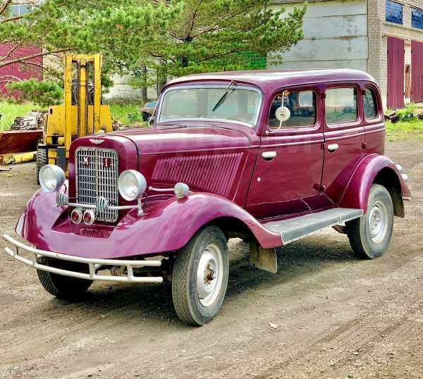 ГАЗ М1, 1940 год, 4 690 000 руб.
