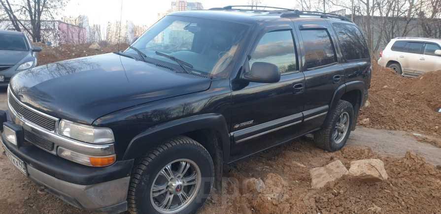 Chevrolet Tahoe, 2000 год, 450 000 руб.