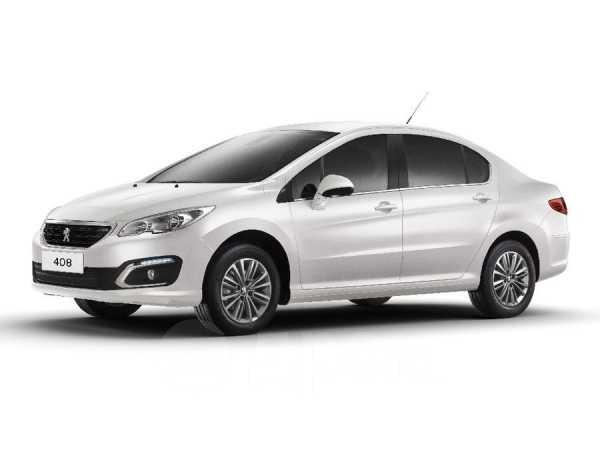 Peugeot 408, 2020 год, 1 371 000 руб.