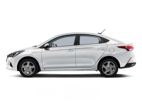 Hyundai Solaris, 2020 год, 1 061 000 руб.