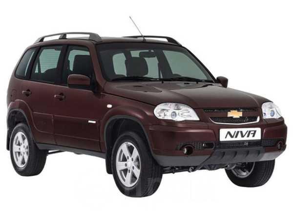 Chevrolet Niva, 2020 год, 754 790 руб.