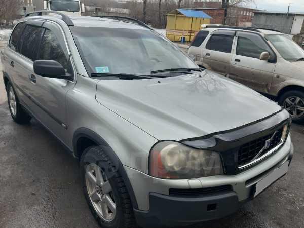 Volvo XC90, 2004 год, 530 000 руб.